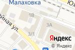 Схема проезда до компании Магазин одежды в Малаховке