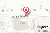 Схема проезда до компании СтройТоргс в Щелково