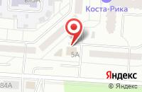 Схема проезда до компании Новакор в Щелково