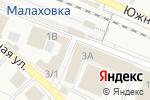 Схема проезда до компании Qiwi в Малаховке