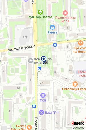 ИНТЕРНЕТ-ГАЗЕТА ОБЪЯВЛЕНИЙ на карте Железнодорожного