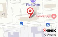 Схема проезда до компании Аспект в Щелково