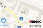 Схема проезда до компании Магазин колбасных изделий в Малаховке