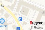 Схема проезда до компании Магазин кондитерских изделий в Малаховке