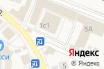 Схема проезда до компании Рыбный магазин в Малаховке