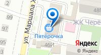 Компания 220 вольт на карте