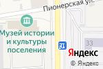 Схема проезда до компании Киоск по продаже хлебобулочных изделий в Малаховке