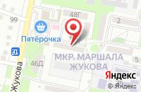 Схема проезда до компании Лада-Юг в Крымске
