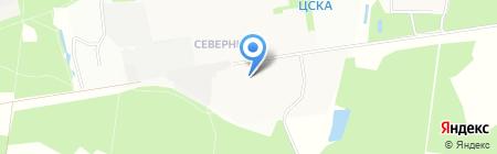 Поликлиника №2 на карте Балашихи