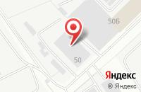 Схема проезда до компании Даниловский Художественно-Производственный Комбинат в Балашихе