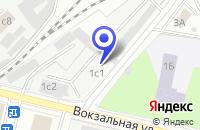 Схема проезда до компании ЗАКУСОЧНАЯ ФЕДОРОВИЧ А.М. в Щелково