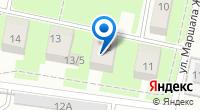 Компания Почтовое отделение №389 на карте