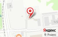 Схема проезда до компании Лоис в Щелково