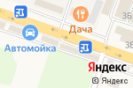 Схема проезда до компании Шинсервис в Малаховке