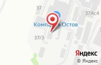 Схема проезда до компании Б-Мобил в Балашихе