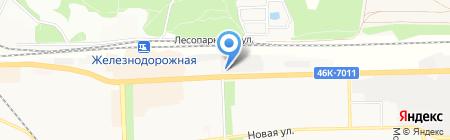 Автодизайн на карте Балашихи