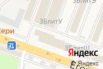 Схема проезда до компании Егорка в Малаховке