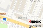 Схема проезда до компании Доступная Кровля в Малаховке