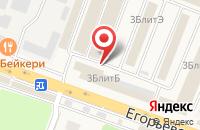 Схема проезда до компании Теплополыч в Малаховке