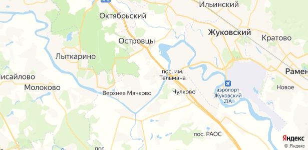 Сельцо на карте