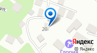 Компания Глория на карте