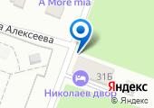 Николаевский двор на карте