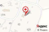 Схема проезда до компании Почтовое отделение №142040 в Проводах