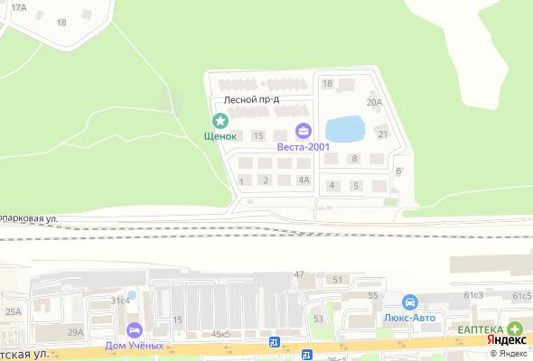 жилой комплекс Приозерный