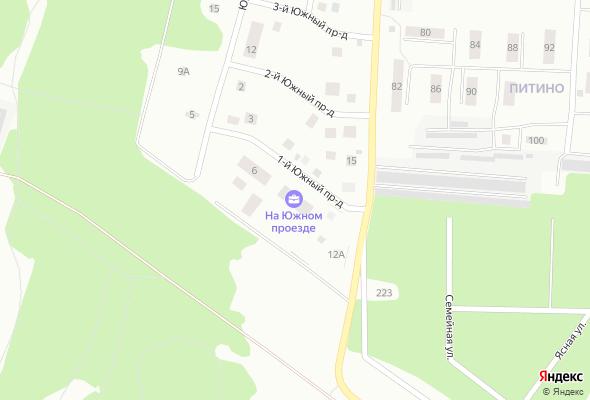 купить квартиру в ЖК Дом на Южном проезде
