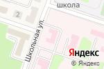 Схема проезда до компании Новосветская амбулатория общей практики семейной медицины в Новом Свете