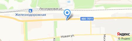 Insdrive на карте Балашихи