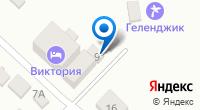 Компания Геленджик на карте