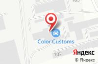 Схема проезда до компании С-Миг в Щелково