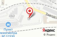Схема проезда до компании Свежий хлеб в Новолисино