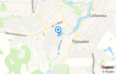 Местоположение на карте пункта техосмотра по адресу Московская обл, г Балашиха, мкр Саввино, ул Промышленная, д 44