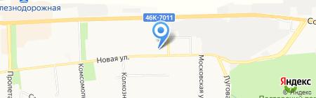 S7 tour на карте Балашихи