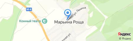 Учасковый пункт полиции на карте Геленджика