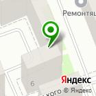 Местоположение компании Рада