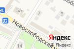 Схема проезда до компании Банк Воронеж в Соболихе