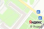 Схема проезда до компании Фронтовик во Фрязино