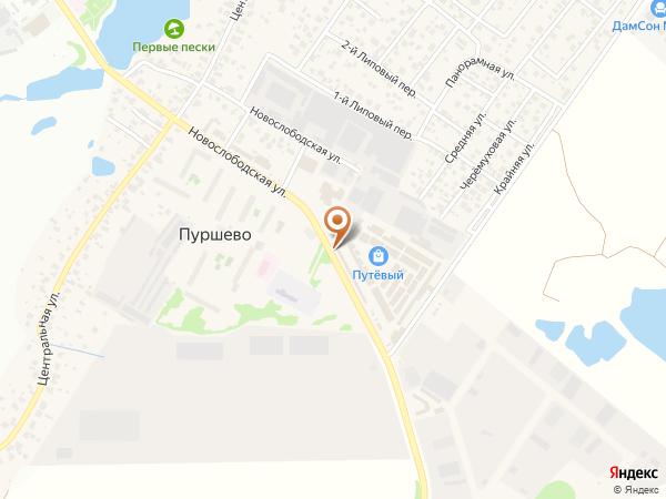 Остановка Школа-сад (Московская область)