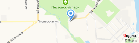 Бухара на карте Чёрного