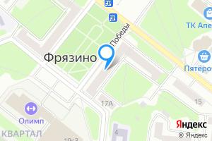 Сдается однокомнатная квартира во Фрязино Московская область, Вокзальная улица, 17