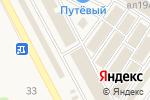 Схема проезда до компании Краски.ru в Соболихе