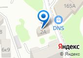 Вода23.рус на карте