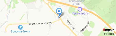 АЗС Роснефть на карте Геленджика
