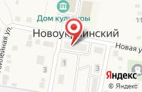 Схема проезда до компании Почтовое отделение №332 в Новоукраинском