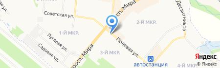 Vovavto.ru на карте Фрязино