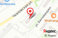 Схема проезда до компании Оберег в Щелково