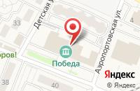 Схема проезда до компании Русская песня в Удельной